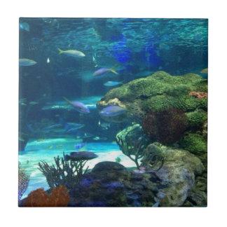 Magical Coral Reef Ceramic Tile