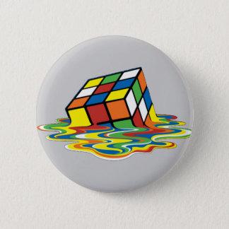 Magical cube button