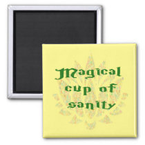 Magical Cup of Sanity Magnet