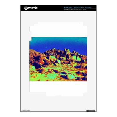 Magical Desert 10 Skins For iPad 3