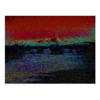 Magical Desert 8 Postcard