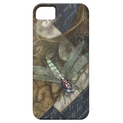 Magical Dragonfly iPhone 5 Cases