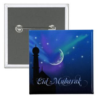Magical Eid Night - Islamic Greeting Button