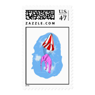 Magical Elephant Flight Postage