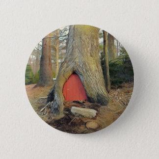 Magical Elf House Button