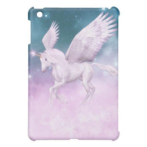 Magical Enchanted Unicorn Fantasy Kingdom Cover For The iPad Mini