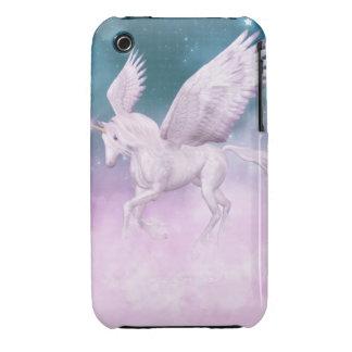 Magical Enchanted Unicorn Fantasy Kingdom iPhone 3 Cover