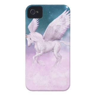 Magical Enchanted Unicorn Fantasy Kingdom iPhone 4 Case