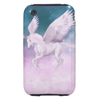 Magical Enchanted Unicorn Fantasy Kingdom Tough iPhone 3 Case