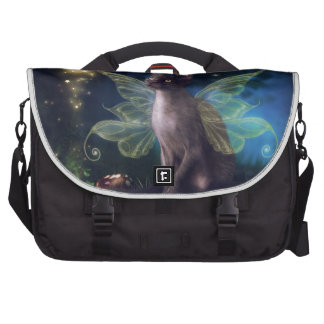 Magical Faery Kitty Bag For Laptop