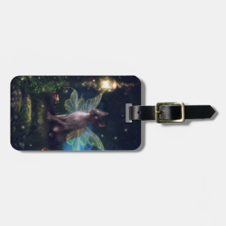 Magical Faery Kitty Tags For Bags