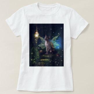 Magical Faery Kitty Tee Shirt