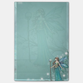 Magical Fairy Notepad Post-it® Notes