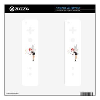 Magical Fairy Sarabelle Decal For The Wii Remote