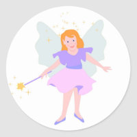 Magical Fairy Sticker sticker