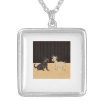 Magical Farm Animal Necklace