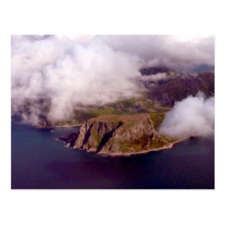 Magical fjords of Norway Postcard