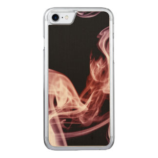 Magical Flow - Smoke Carved iPhone 7 Case