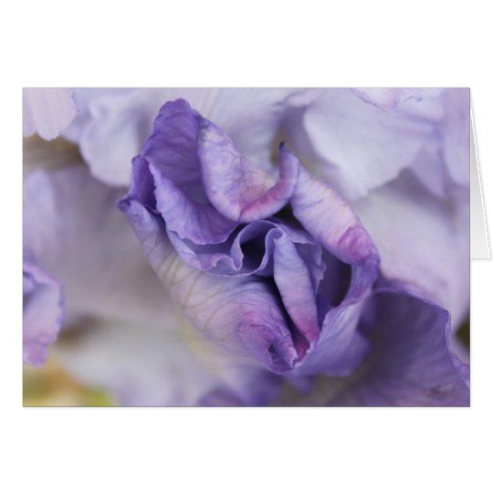 Magical Flower Note Card