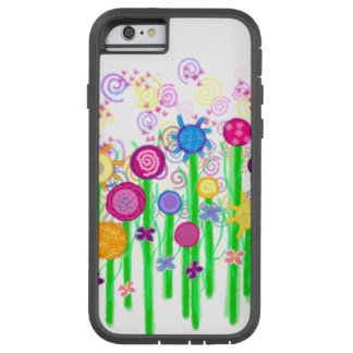 Magical Flowers Tough Xtreme iPhone 6 Case