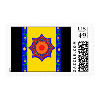 Magical Flying Carpet Postage