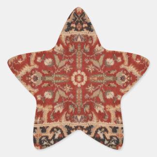 Magical Flying Carpet Star Sticker