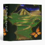 "Magical Forest 1.5"" Binder"