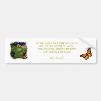 Magical Forest Bumper Sticker