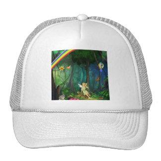 Magical Forest Cap Mesh Hats