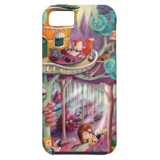 Magical Forest iPhone 5 Case