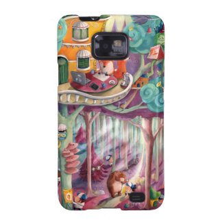 Magical Forest Samsung Galaxy S2 Covers
