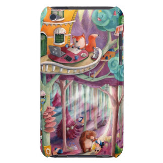 Magical Forest iPod Touch Case