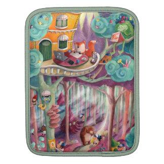 Magical Forest iPad Sleeve