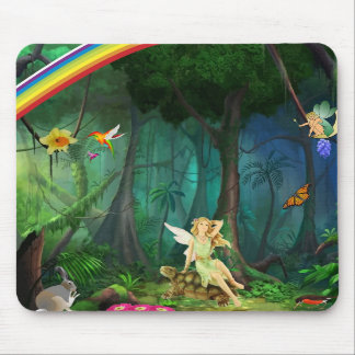Magical Forest Mousepad