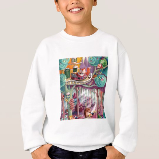 Magical Forest Sweatshirt