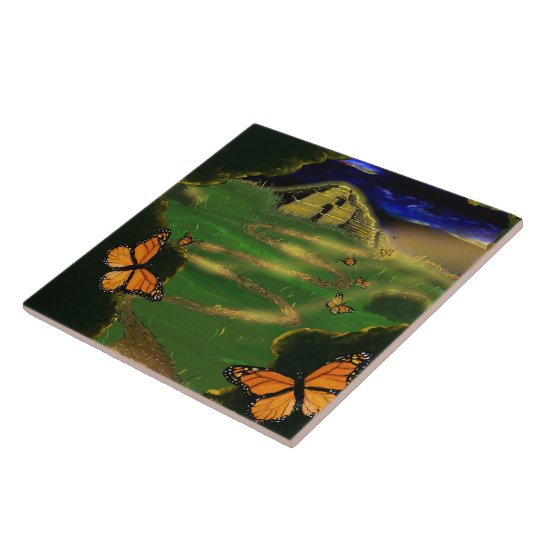 Magical Forest Tile