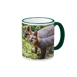MAGICAL FOX RINGER COFFEE MUG