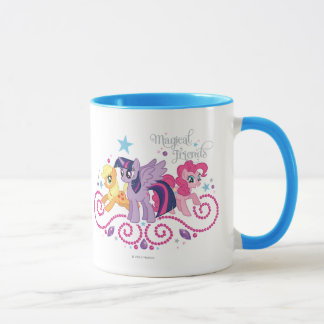 Magical Friends Mug
