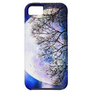 Magical Full Moon iPhone 5 Covers