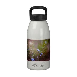 Magical Garden Wildflowers Reusable Water Bottles