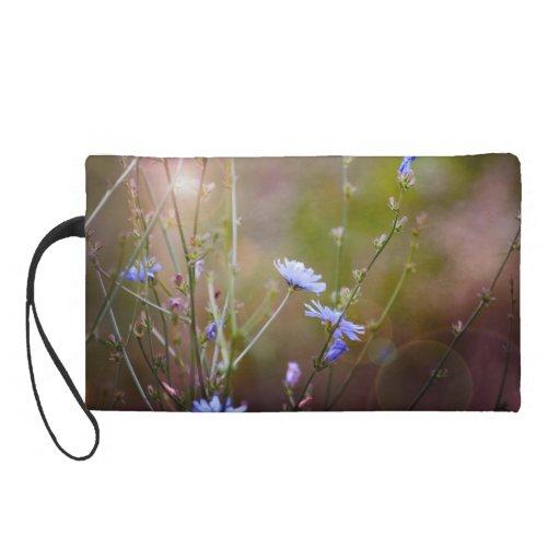 Magical Garden Wildflowers Wristlet