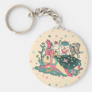 Magical Girl Turtle Key Chains