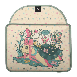 Magical Girl Turtle Sleeves For MacBook Pro