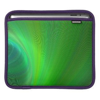 Magical green sleeve for iPads