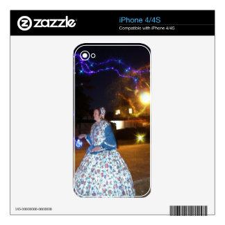 Magical Haunted Dahlonega- Spirits, Legends &Lore iPhone 4 Decals