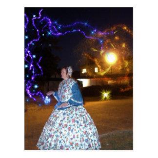 Magical Haunted Dahlonega- Spirits, Legends &Lore Postcard