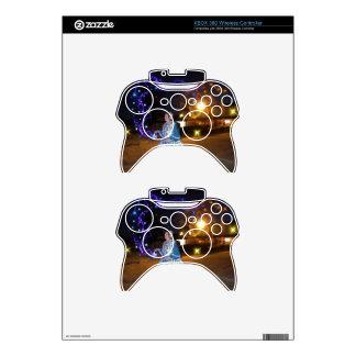 Magical Haunted Dahlonega- Spirits, Legends &Lore Xbox 360 Controller Decal