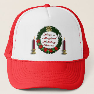 Magical Holidays Trucker Hat
