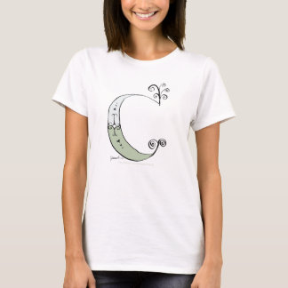 Magical Letter C from tony fernandes design T-Shirt
