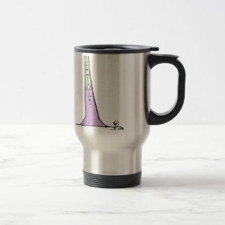 Magical Letter I from tony fernandes design Travel Mug